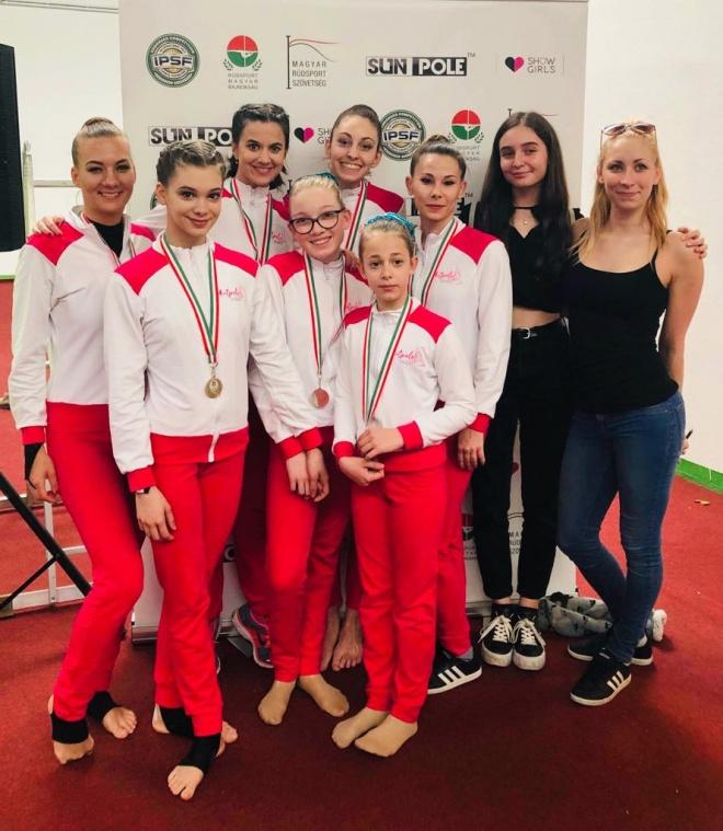 IPSF Országos Légtorna Bajnokság 2019