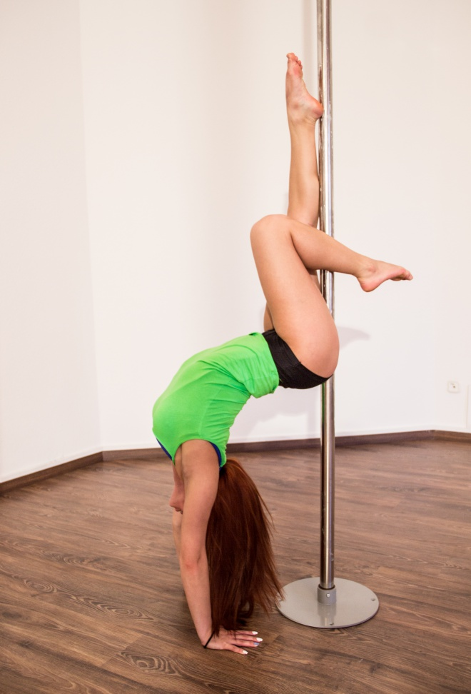 Rúd akrobatika az új őrület!