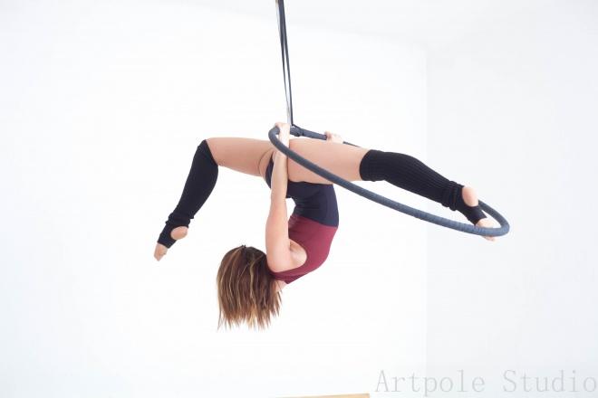 Aerial hoop portfolio