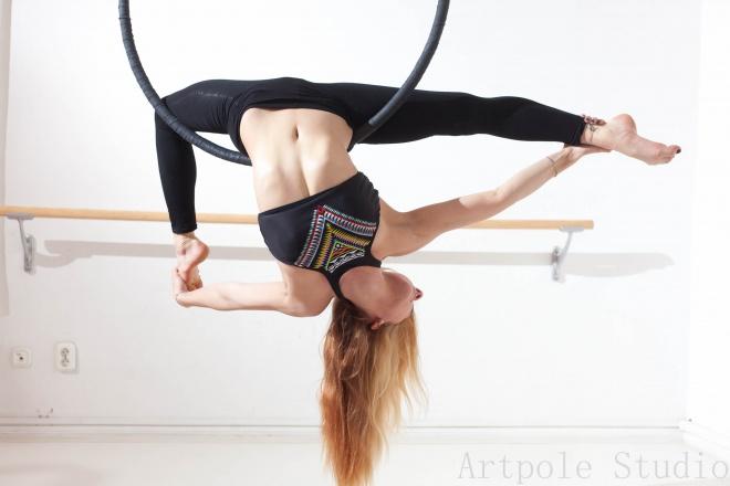 légtorna aerial hoop