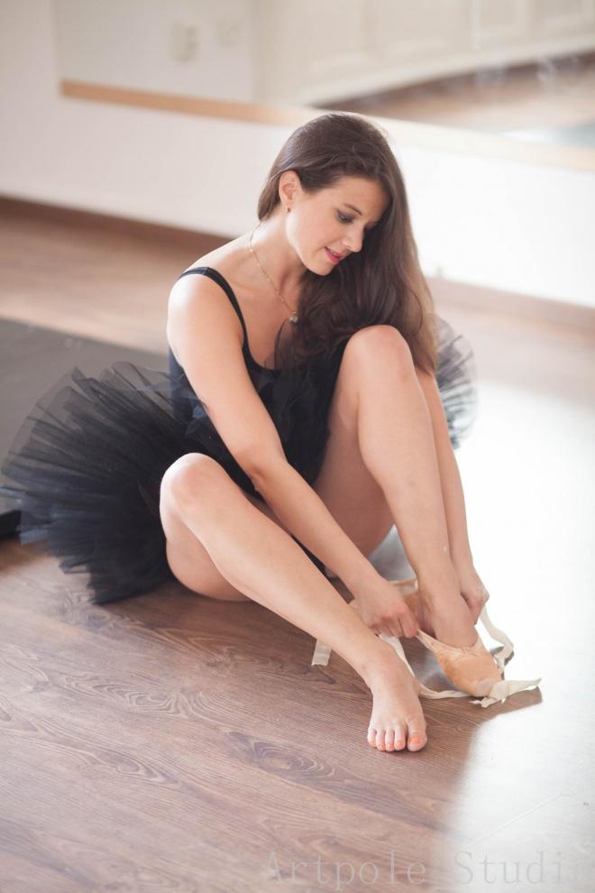 Balett portfólió