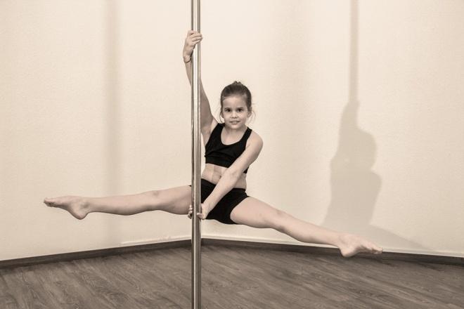 Pole Fitness Junior Artpole Buda Studio