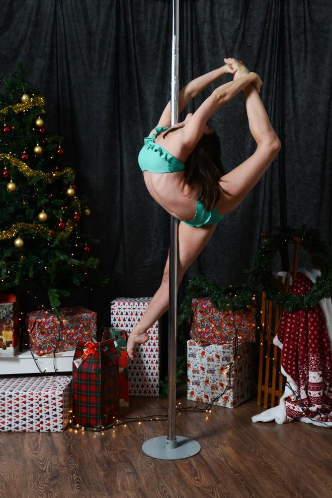 Santa Pole fotózás