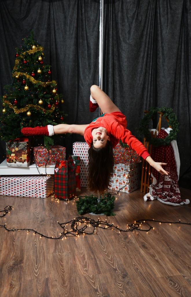 rúdtánc Karácsony