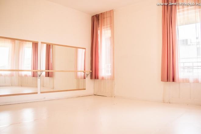 Artpole Buda Studio balett terem