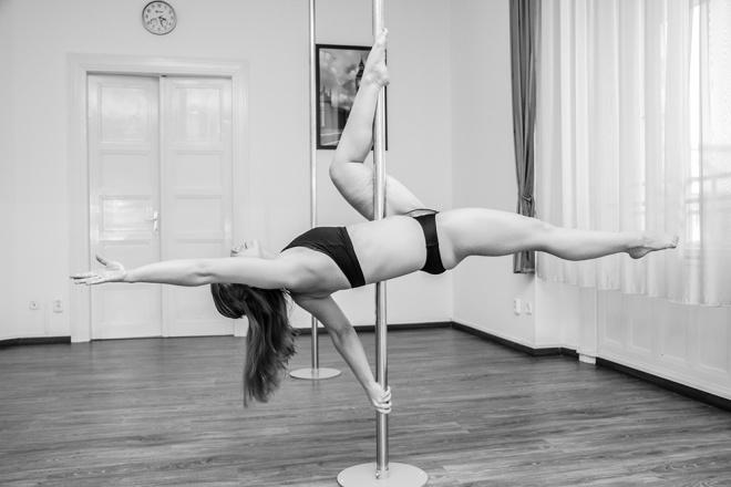 pole fitness Budapest